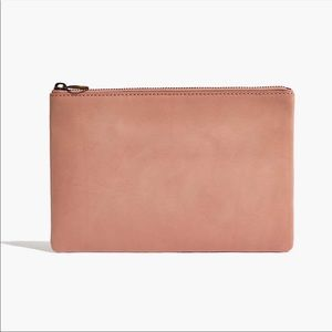 Madewell Petal Pink Pouch